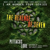 The Revenge of Seven - Pittacus Lore