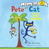 Pete the Cat and the Bad Banana - James Dean