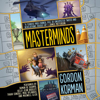 Masterminds - Gordon Korman