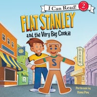 Flat Stanley and the Very Big Cookie - Jeff Brown