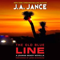 The Old Blue Line - J.A. Jance