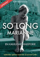 So long Marianne - Kari Hesthamar