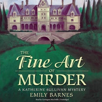 The Fine Art of Murder - Emily Barnes