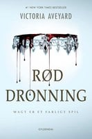 Red Queen 1 - Rød dronning - Victoria Aveyard
