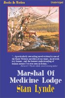 Marshal of Medicine Lodge - Stan Lynde
