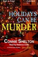 Holidays Can Be Murder - Connie Shelton