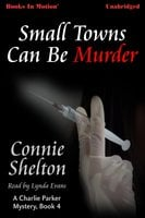 Small Towns Can Be Murder - Connie Shelton