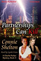 Partnerships Can Kill - Connie Shelton