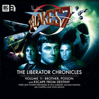 Blake's 7 - The Liberator Chronicles - Volume 11 - Andrew Smith, Nigel Fairs, Iain McLaughlin
