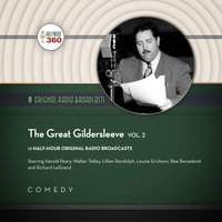 The Great Gildersleeve, Vol. 2 - Hollywood 360,NBC Radio