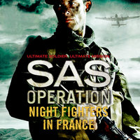 Night Fighters in France - Shaun Clarke