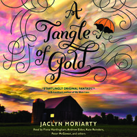A Tangle of Gold - Jaclyn Moriarty