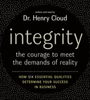 Integrity - Henry Cloud