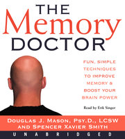 The Memory Doctor - Spencer Smith,Douglas Mason