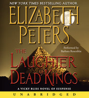 Laughter of Dead Kings - Elizabeth Peters