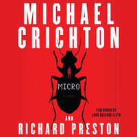 Micro - Michael Crichton,Richard Preston