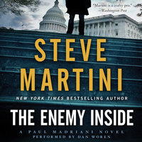 The Enemy Inside - Steve Martini