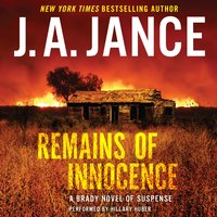 Remains of Innocence - J.A. Jance