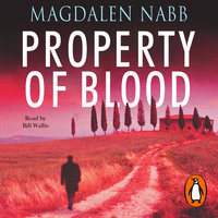 Property Of Blood - Magdalen Nabb