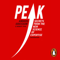 Peak - Anders Ericsson,Robert Pool