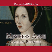 Mistress Anne - Carolly Erickson