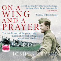 On a Wing and a Prayer: The Untold Story of the Pion - Joshua Levine