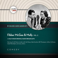 Fibber McGee & Molly, Vol. 2 - Hollywood 360