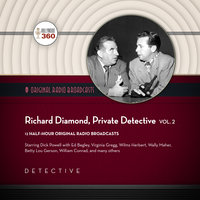 Richard Diamond, Private Detective, Vol. 2 - Hollywood 360