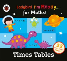 Ladybird Times Tables Audio Collection: I'm Ready for Maths - Ladybird