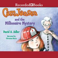 Cam Jansen and the Millionaire Mystery - David A. Adler