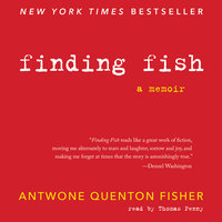Finding Fish - Antwone Q. Fisher,Mim E. Rivas