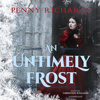 An Untimely Frost - Penny Richards
