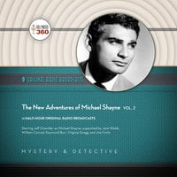 The New Adventures of Michael Shayne, Vol. 2 - Hollywood 360