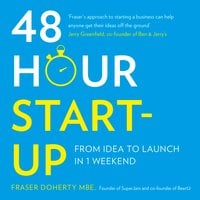 48-Hour Start-up - Fraser Doherty MBE