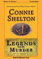 Legends Can be Murder - Connie Shelton