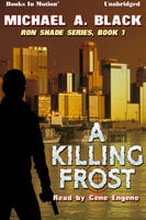 A Killing Frost - Michael A. Black