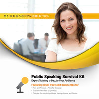 Public Speaking Survival Kit - Brian Tracy,Dianna Booher