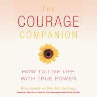 The Courage Companion - Nina Lesowitz,Mary Beth Sammons