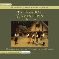 The Paradox of Jamestown - James Lincoln Collier, Christopher Collier