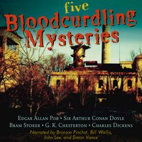 Five Bloodcurdling Mysteries - Various Authors