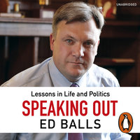 Speaking Out - Ed Balls