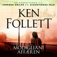 Modigliani-affæren - Ken Follett