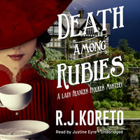 Death among Rubies - R.J. Koreto