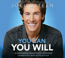 You Can, You Will - Joel Osteen