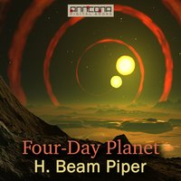 Four-Day Planet - H. Beam Piper