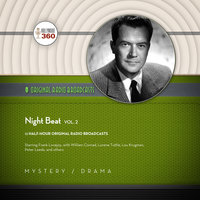 Night Beat, Vol. 2 - Hollywood 360,NBC Radio