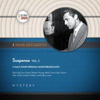 Suspense, Vol. 3 - Hollywood 360, CBS Radio