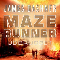 Maze Runner - Udbruddet - James Dashner