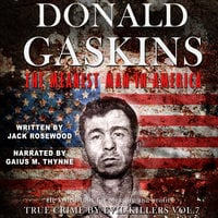 Donald Gaskins - The Meanest Man In America - Jack Rosewood