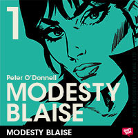 Modesty Blaise - Peter O'Donnell